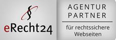 Siegel Agenturpartner eRecht24